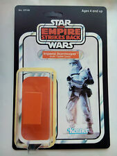 1981 HOTH STORM TROOPER ON EMPIRE 41 BACK SELF ADHESIVE BLISTER HOME YOUR FIGURE