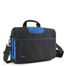 "Custodie blu in nylon per laptop 13"""