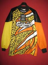Maillot ADIDAS Liverpool Carlsberg Gardien Manche longue Vintage - S