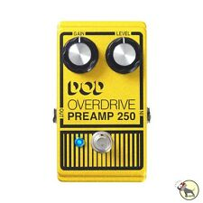 Digitech DOD Overdrive Preamp 250 (2013) Reissue Guitar Effect Pedal True Bypass