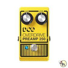 Digitech DOD Overdrive Preamp 250 (2013) Reissue Guitar Effect Pedal True Bypass