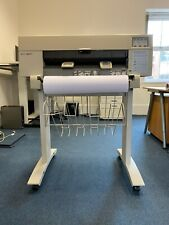HP DesignJet 450c Large Format Inkjet Printer With Stand