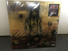 SLAYER christ illusion LP RED VINYL 1. press 2006 american recordings MINT