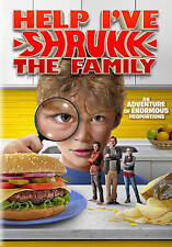 Help, Ive Shrunk the Family (DVD, 2016) BRAND NEW - FACTORY SEALED