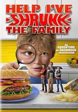 "Help, I've Shrunk the Family (DVD, ""Honey I Shrunk the Kids"" Spin-off, 2016)"