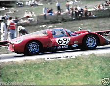 PORSCHE 906 LEE MIKE HALL TYPE 901 1967 ROAD AMERICA 500 PHOTOGRAPH 2