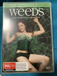 Weeds Season 5 - Reg 4 Preowned VG
