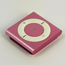 APPLE IPOD SHUFFLE Pink 4th Generation Clip-On Mini Mp3 Audio Player TH411501