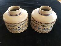 Unique Shaped Pottery Vases