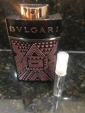 Blvgari Man In Black Essence 5ml Glass Spray Sample