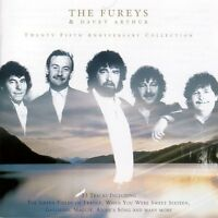 THE FUREYS & DAVEY ARTHUR 25TH ANNIVERSARY COLLECTION 2 CD SET - BRAND NEW