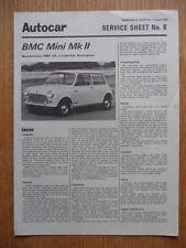 Autocar August Cars, 1960s Transportation Magazines