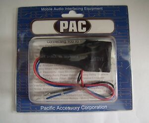PAC CSS-12 High Power Noise Filter for Car Radio CB EQ Audio Amp Electronics New