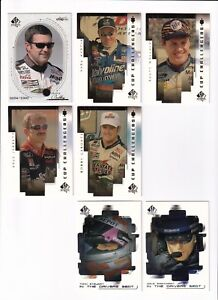 1999 SP CUP CHALLENGERS #CC4 Rusty Wallace BV$12!