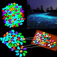 10Pcs Glow In The Dark Aquarium Landscape Stone for Fish Tank Aquarium Decor