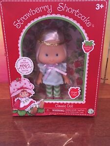 Strawberry Shortcake Vintage-Style Angel Cake Classic Reissue Doll
