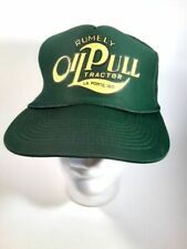 VINTAGE TRUCKER HAT! Rumely Oil Pull Tractor Company