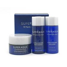 [Missha] Super Aqua Ultra hyalron Kit de muestra de prueba - 1 Pack (3 artículos)/Regalo Gratis