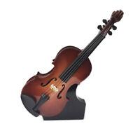 Sky Mini Cute Violin/Cello Shape Music Box with Delicate Stand