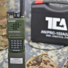 TCA PRC 152A GPS UV Radio MILITARY Aluminum Walkie-talkie 5W Waterproof Boxed