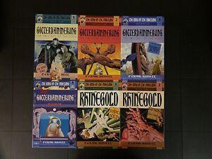Ring of the Nibelung: Gotterdammerung #1-4 Rhinegold #1,2 Dark Horse Comics 2001