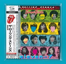 ROLLING STONES some girls Japon MINI LP CD SHM Brand New & STILL SEALED