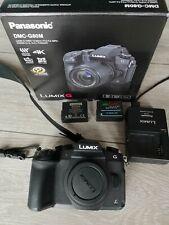 Panasonic lumix G80 body only 4K