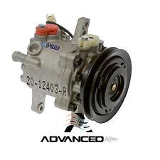 AC A/C Compressor Fits: Kubota Tractors Replaces SV07E Single Goove 12 Volt