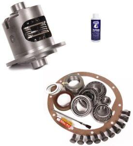For Nissan Titan Rearend Powergrip Posi LSD Spider Gears Differential Master Pkg