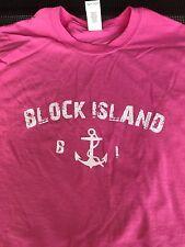 Block Island T-shirts XL