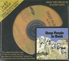 Deep Purple In Rock 24 Karat Gold CD Audio Fidelity Neu OVP Sealed Nr. 2080 OOP