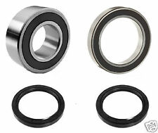 Rear Wheel Axle Upgrade Bearing Seal Kit OE Carrier for Honda TRX450R TRX450ER