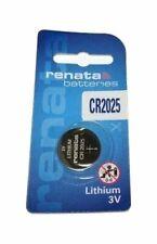 Renata CR2025 lithium battery, 3 V