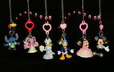 Yujin Disney Mickey Stitch Donald Figure Wedding Gashapon (full set 6 pcs)