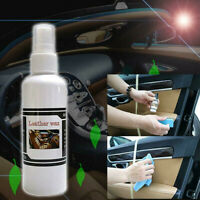 Auto Leather Renovated Coating Paste Maintenance Agent Seat Car Care 30 Ml New