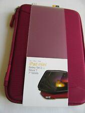NEUF iPad Mini Galaxy Tab 2 Nexus 7 in (environ 17.78 cm) Comprimés Case rouge, joli objet