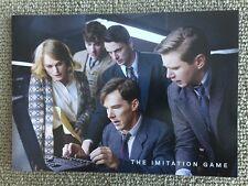 Benedict Cumberbatch The Imitation Game Promo Pressbook  16 pages SAG