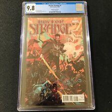 Doctor Strange #1 CGC 9.8 1:25 Rebelka 1st Zelma Stanton Strange Academy