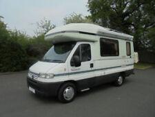 2000 Manual Campervans & Motorhomes with Back Seat Safety Belts