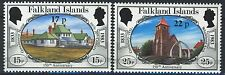 Falkland Islands 1984, Surcharges set MNH