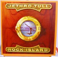 Jethro Tull + CD + Rock Island + 10 starke Rock Songs + Special Edition +