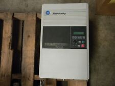 ALLEN BRADLEY 1336F-B030-AN-EN 1336 PLUS MOTOR DRIVE (BID IS FOR ONE DRIVE)