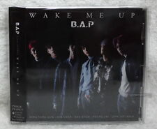 B.A.P WAKE ME UP 2017 Japan CD (「I Guess I Need U」「Be Happy」BAP)