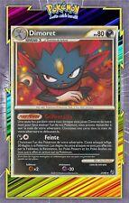 🌈Dimoret - HS04:Indomptable - 25/90 - Carte Pokemon Neuve Française
