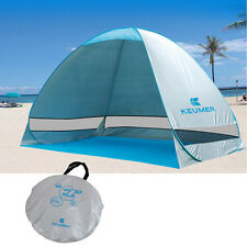Outdoor Camping Fishing Tent Pop Up Beach Canopy Sun Shade Shelter for 2 Persons