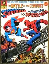 DC AND MARVEL PRESENT SUPERMAN VS. THE AMAZING SPIDER-MAN TREASURY COMIC (VF)