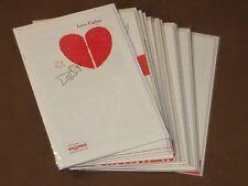 LOVE FIGHTS # 1 - 12 NM COMPLETE SERIES ANDI WATSON SUPERHERO ROMANCE GREAT BUY!