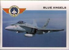 1992 Action Wings of Fire # 58 Blue Angels