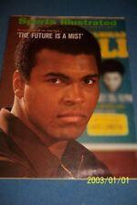 1971 Sports Illustrated MUHAMMAD ALI Cassius Clay vs JIMMY ELLIS No Label FUTURE