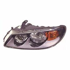 For Nissan Almera 2/2003-2006 Headlight Headlamp Black Passenger Side N/S Uk P